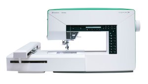 Machine with Embroidery Unit