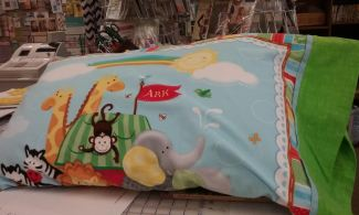 Marion 6 phd pillowcase