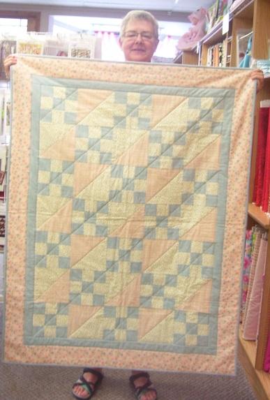 Judy Moeller lap quilt #7